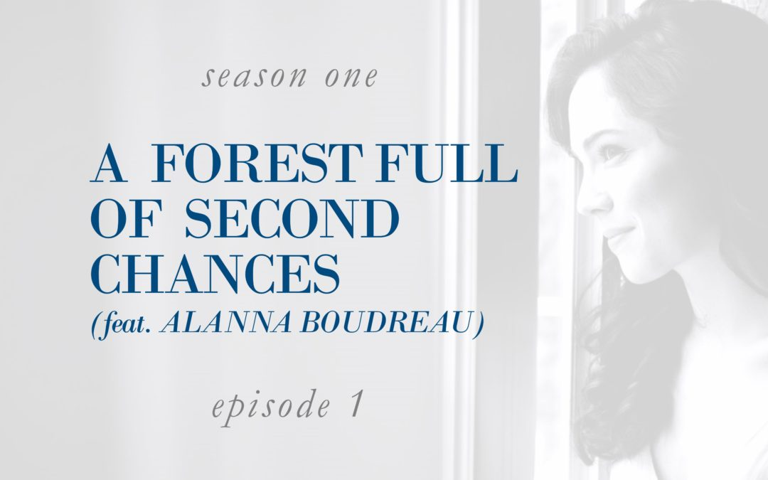 A Forest Full of Second Chances (feat. Alanna Boudreau)