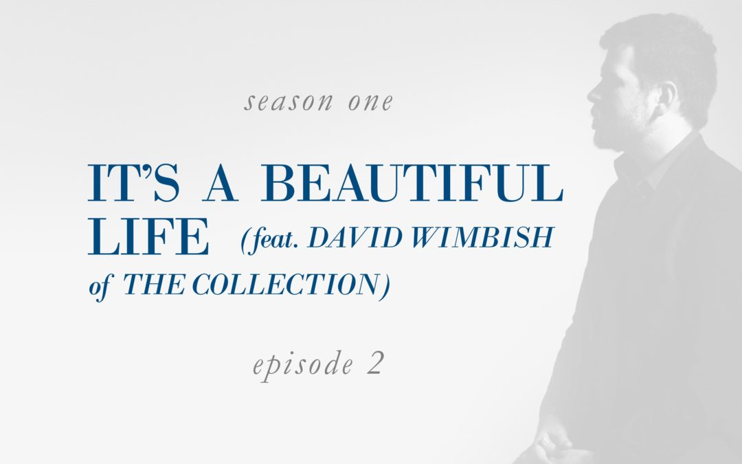 It's a Beautiful Life (feat. David Wimbish of The Collection)
