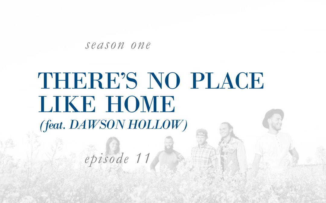 There's No Place Like Home (feat. Dawson Hollow)